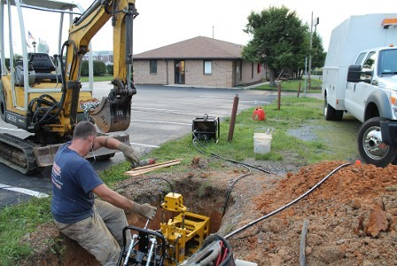Water Main Pipe Replacement